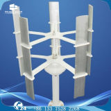 Elevatore delle lamierine del generatore di asse di Ce/RoHS/energia eolica verticali regolatore di resistenza MPPT
