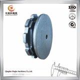 Moulage au sable chinois de fonte d'aluminium d'Auminum de pièce de moulage de sable de constructeur OEM de fournisseur avec l'enduit de poudre