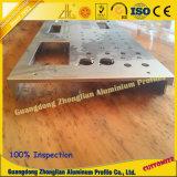 Perfil de alumínio da extrusão com fazer à máquina do CNC