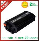 O CE RoHS aprovou o inversor 12V de uma potência de 600 watts a 220V