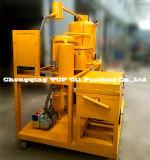 Alto aceite de cocina inútil eficiente superior, máquina de la filtración del petróleo de cacahuete