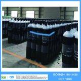 Cilindro de oxigênio do aço ISO9809 sem emenda