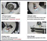 آليّة [ديجتل] عرق ضغطة بخار معقّم محمّ موصد
