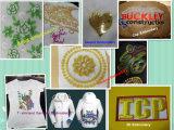 Wonyo große Geschwindigkeit, die 8 Köpfe die Stickerei-Maschine computerisierten, die, für Schutzkappe/T-Shirt/geeignet ist, die Kleid-Stickerei beendeten, die im China-besten Preis gebildet wurde