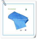 世帯の使用法の非編まれた柔らかさの洗浄の布