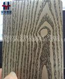 Folha de design de gravura em aço inoxidável para elevador Decoração de construção de porta de parede