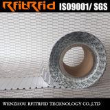 Contrassegno stampabile di frequenza ultraelevata RFID della lunga autonomia di frequenza ultraelevata 860-960MHz per le merci