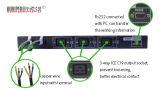 Commutateur statique de transfert d'Ouxiper 240VAC 32AMP 7.68kw 2 Pôle