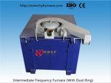 Four de fréquence intermédiaire pour l'acier de fusion