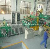 Linha de estaca de corte automática máquina da elevada precisão