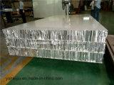 알루미늄 벌집 탱크 덮개 및 탱크 뜨 지붕