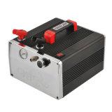 Torta en línea de la manía del sostenedor del manguito del filtro del regulador del aire del compresor del aerógrafo de HS-217sk