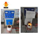 machine de fonte de fonte de chauffage par induction du creuset 30kw