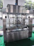 Imbottigliatrice automatica dell'olio di oliva