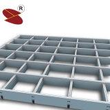 Mattonelle di alluminio decorative del soffitto della griglia