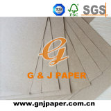 Gute Qualitätsbrown-runzelndes geriffeltes Papier verwendet auf der Carboard Herstellung