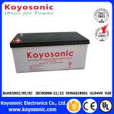 batería del gel del gel 12V 200ah de la batería 200ah del gel 12V