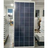 i poli comitati solari 150W a energia solare con Ce e TUV hanno certificato