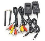 ricevente senza fili del trasmettitore del trasmettitore del segnale di avoirdupois TV del video del CCTV di 2.4GHz 2W audio