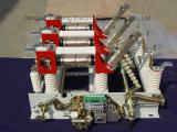 Interruptor de ruptura de carga de alta tensão de Fzn16A-12kv 630A para a unidade principal do anel