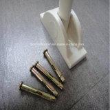 Los minusválidos de nylon plegables riegan el taburete del baño de la silla de Suana del asiento