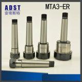 Держатель инструмента Mta3 Morse с Er типом a цыпленка Collet для машины CNC