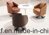 Lederne Empfang-Konferenz-Sitzungs-Sofa-Form-Hotel-Vorhalle-Möbel (UL-JT643)