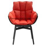 ヨーロッパの余暇アーム椅子の小さい殻の椅子