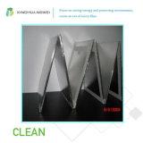 Panneau de fibre de verre pour les réfrigérateurs industriels