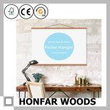 Blocco per grafici del manifesto della parete o cornice di legno per Deocor domestico