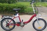 Bicicleta 2016 de dobramento elétrica da vida de cidade para a venda