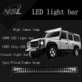 180W LED 표시등 막대 LED 크리 사람 필립 30inch LED 표시등 막대 싼 LED 표시등 막대 LED 옥외 결합 빛