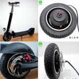 """Moteur sans frottoir de moyeu de roue de vitesse de Czjb DIY 10 """" pour le scooter électrique"""