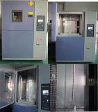 Calor electrónico del laboratorio y compartimiento frío de la prueba de choque termal del impacto