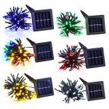 100pcs LEDタュチ・コントロールの太陽ストリングライト