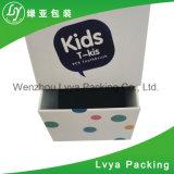 Изготовленный на заказ роскошным коробка способа рециркулированная печатание упаковывая