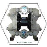 Управляемый воздухом насос диафрагмы RD80