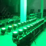 PARITÉ DEL du DJ professionnelle 54X3w de lumière d'étape