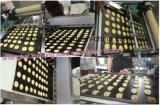 Precio aprobado de la máquina de la galleta del Ce Kh-400