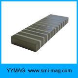 O bloco dos ímãs do cobalto do Samarium da alta qualidade deu forma para a venda