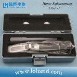 Lohand alta calidad original del instrumento óptico Baume 38-43 Grado refractómetro (LH-F92)