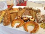 Equipamento da padaria, misturador espiral luxuoso de 100kg 260L