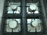 Коммерчески газовая плита встречной верхней части трактира быстро-приготовленное питания