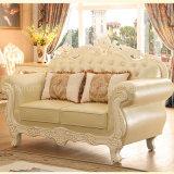 Insiemi di cuoio del sofà per la mobilia del salone (929U)