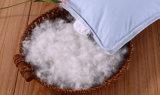 Da tampa de seda luxuosa do ganso Comforter branco para baixo