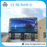 Painel de LED ao ar livre em cores P6 para exibição publicitária