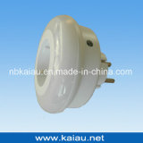 Nachtlicht des Fotozellen-Fühler-LED mit Adapter (KA-NL365C)