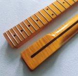 포도 수확 담채 색깔 22 번민 한 조각 이국적인 단풍나무 텔레 목 기타
