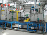 鋳造のアニーリング炉