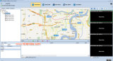 Mobiler Kanal DVR des Auto-8 Ableiter-Karte Mdvr 960h HDD 3G mobiler CCTV DVR